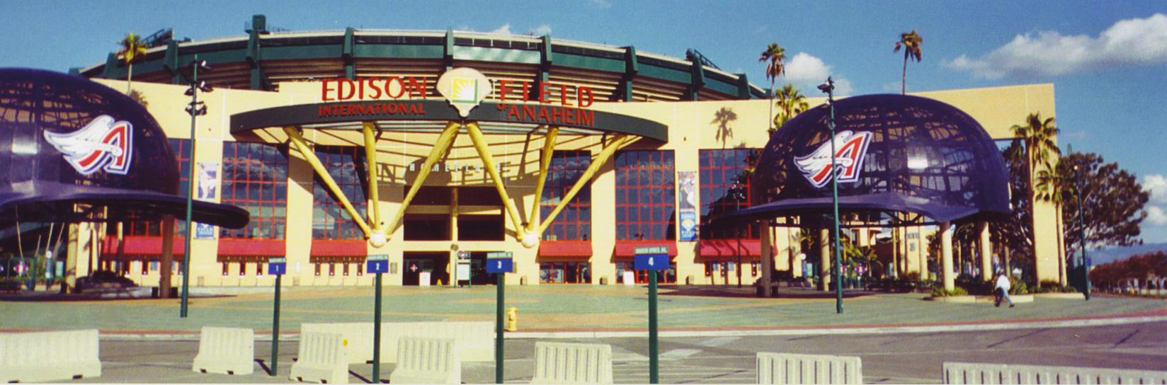 Edison International Field - Anaheim, California
